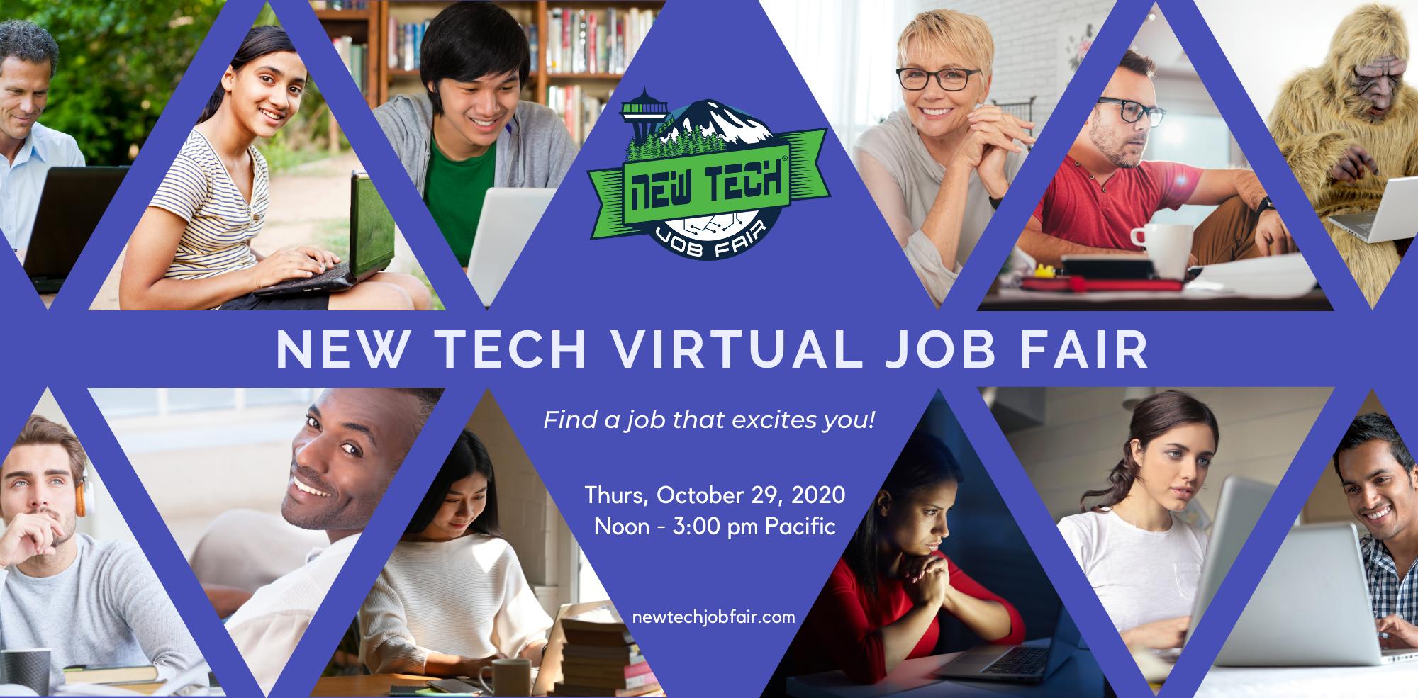 New Tech Job Fair