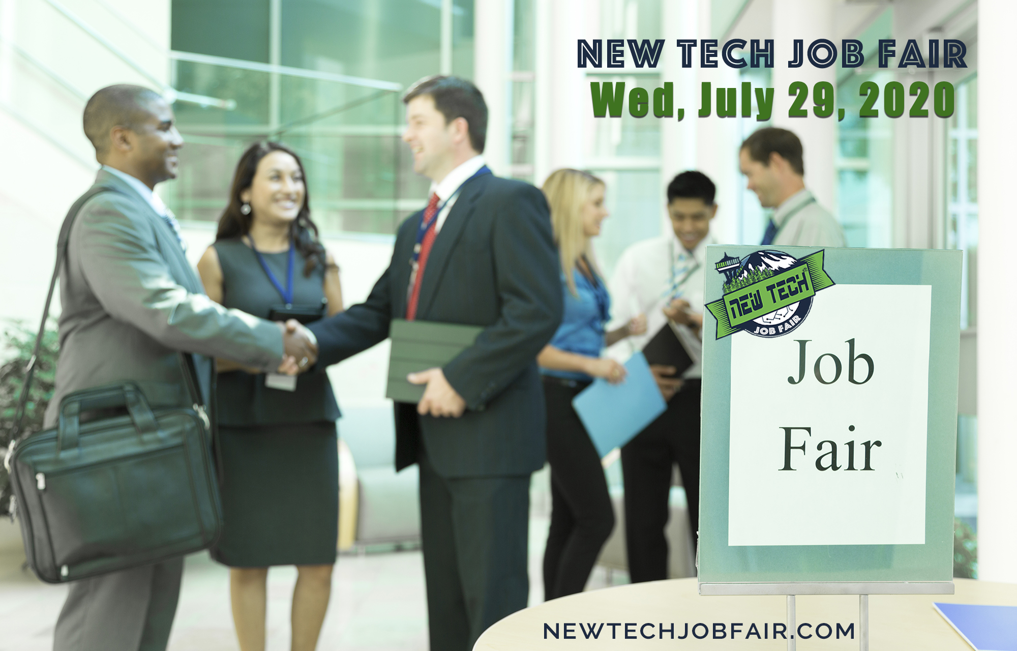 New Tech Job Fair